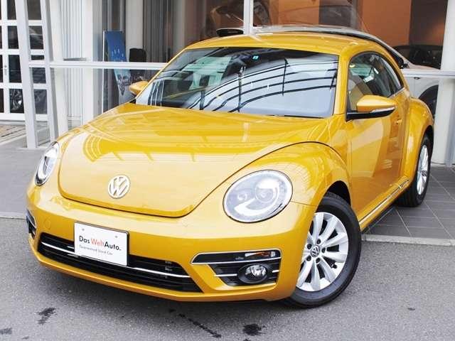 New The Beetle Design 【元デモカー】の画像1
