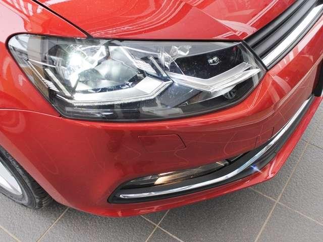 Polo TSI Highline 純正ナビ・ETC・LEDヘッドライト・ACC・シートヒーター装着車【登録済み未使用車】の画像3