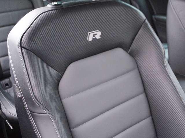 Golf R carbon style 限定車 有償ボディーカラー装着車【元社有車】の画像4