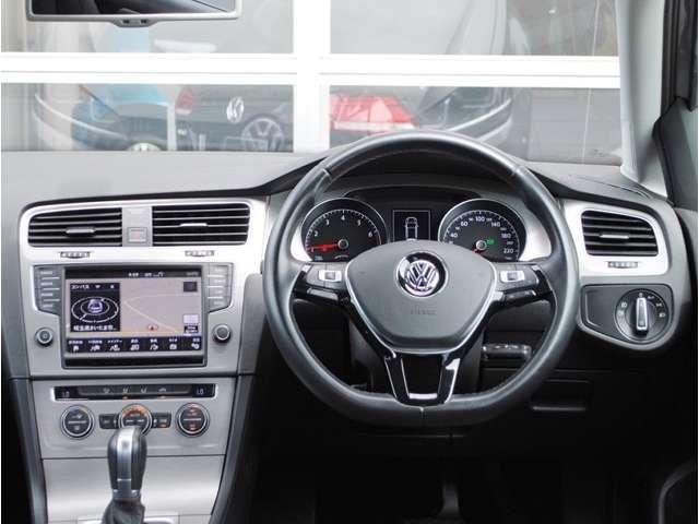 Golf TSI Comfortline  ナビ・ETC・キセノンヘッドライト装着車の画像4