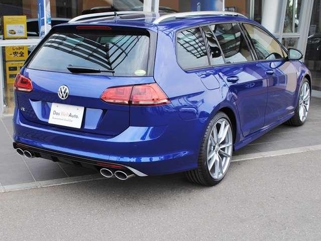 Golf R variant carbon style 限定車 【登録済み未使用車】の画像2