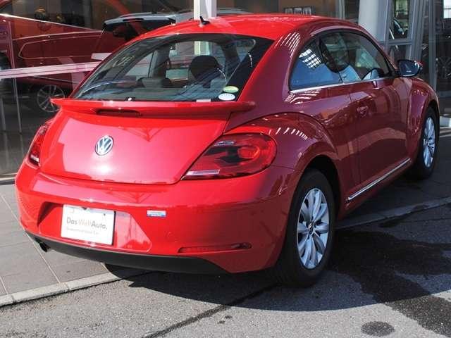 The Beetle Design  ナビ・ETC・バックカメラ・キセノンライト・リアスポイラー装着車の画像2