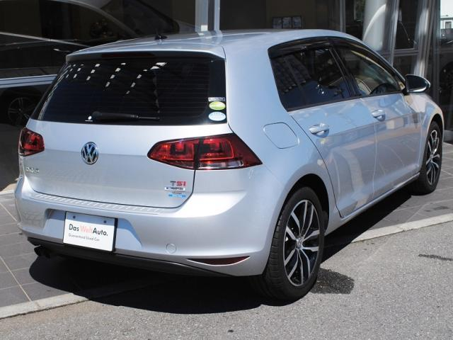 Golf TSI Highline  純正ナビ・DCCパッケージ装着車の画像2