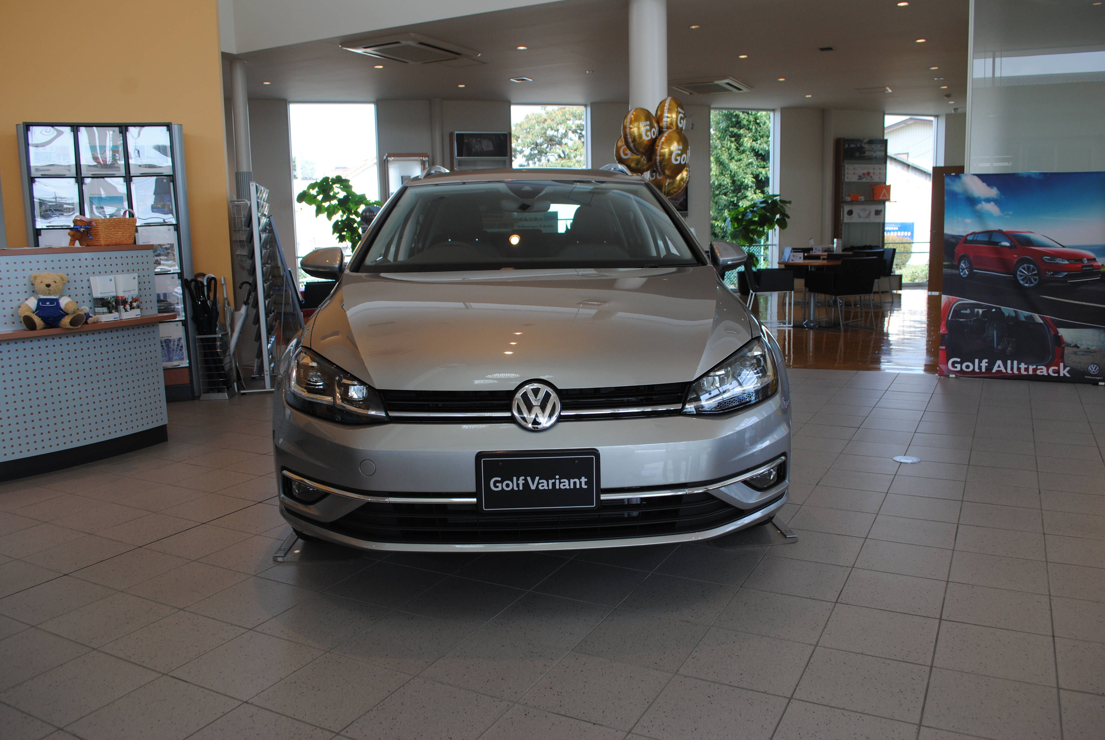 Golf Variant TSI Highline