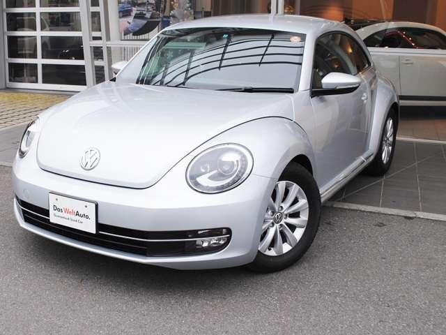 The Beetle Design ナビ・ETC・バックカメラ・ドライブレコーダー・ローダウンサス装着車の画像1