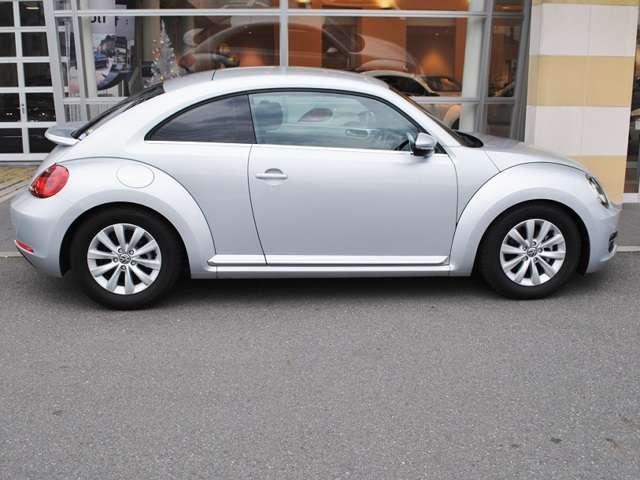 The Beetle Design ナビ・ETC・バックカメラ・ドライブレコーダー・ローダウンサス装着車の画像2