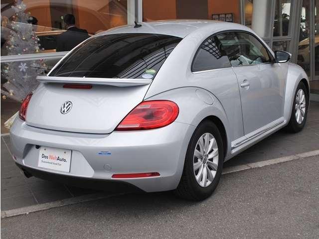 The Beetle Design ナビ・ETC・バックカメラ・ドライブレコーダー・ローダウンサス装着車の画像3