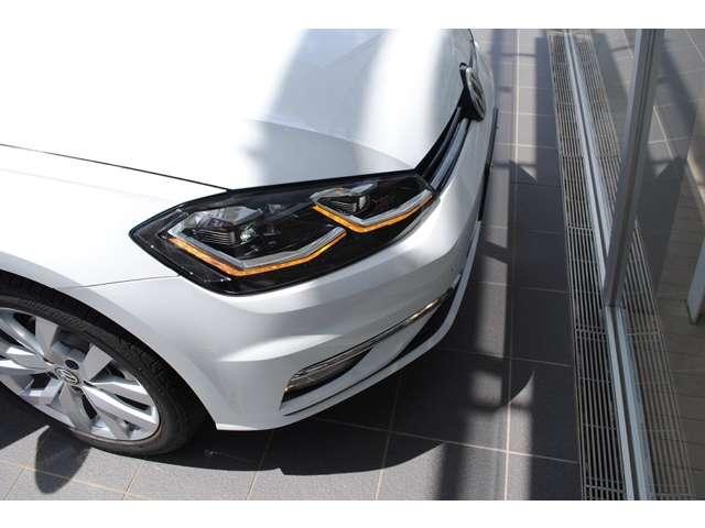 New Golf TSI Highline  テクノロジーパッケージ装着車【デモカー】の画像3