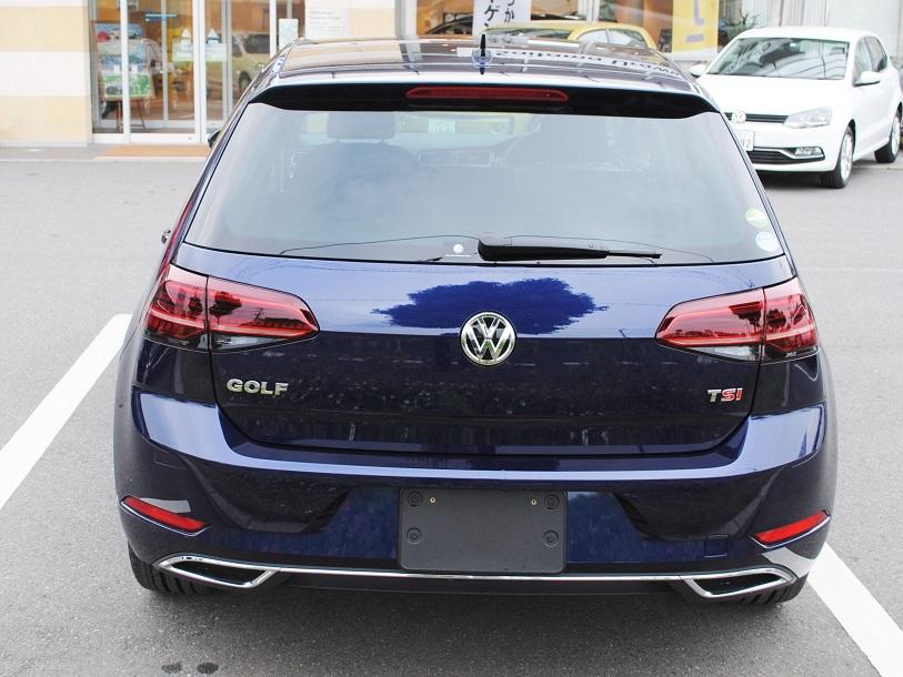 New Golf TSI Highline 純正インフォメントシステム・テクノロジーパッケージ装着車の画像4