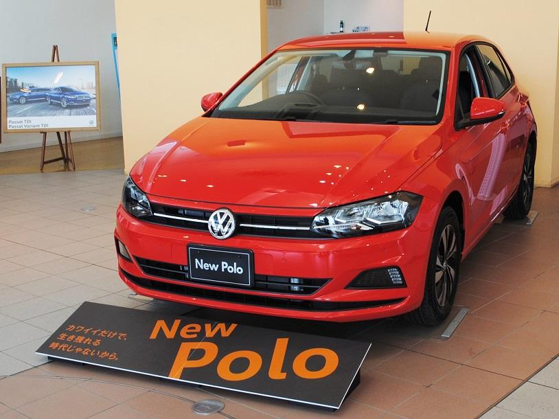 New Polo TSI Comfortline【Discover Proパッケージ・セーフティパッケージ装着車】の画像1