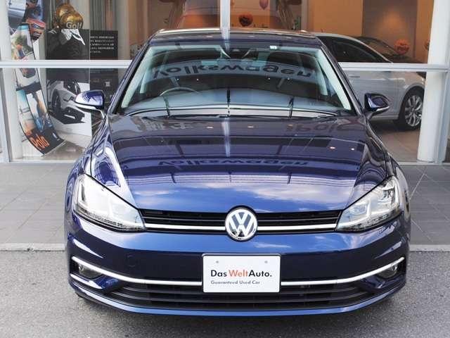 New Golf TSI Highline テクノロジーパッケージ装着車【元デモカー】の画像2