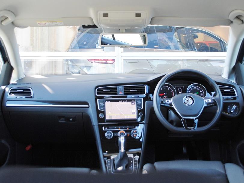 Golf TSI Highline セーフティパッケージ装着車の画像4