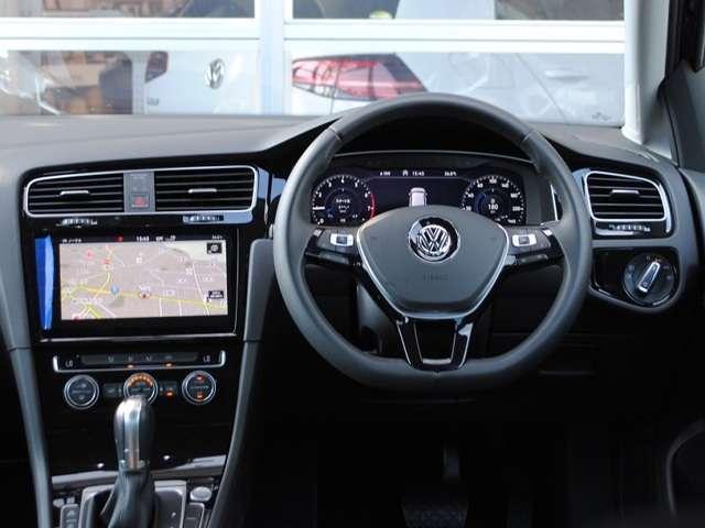 New Golf TSI Highline テクノロジーパッケージ装着車【元デモカー】の画像4