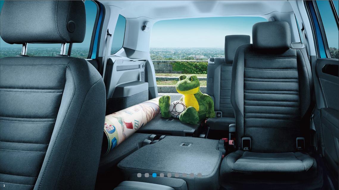 【クリーンディーゼル】新型Golf Touran TDI Highline  Discover Proパッケージ・テクノロジーパッケージ装着車の画像2