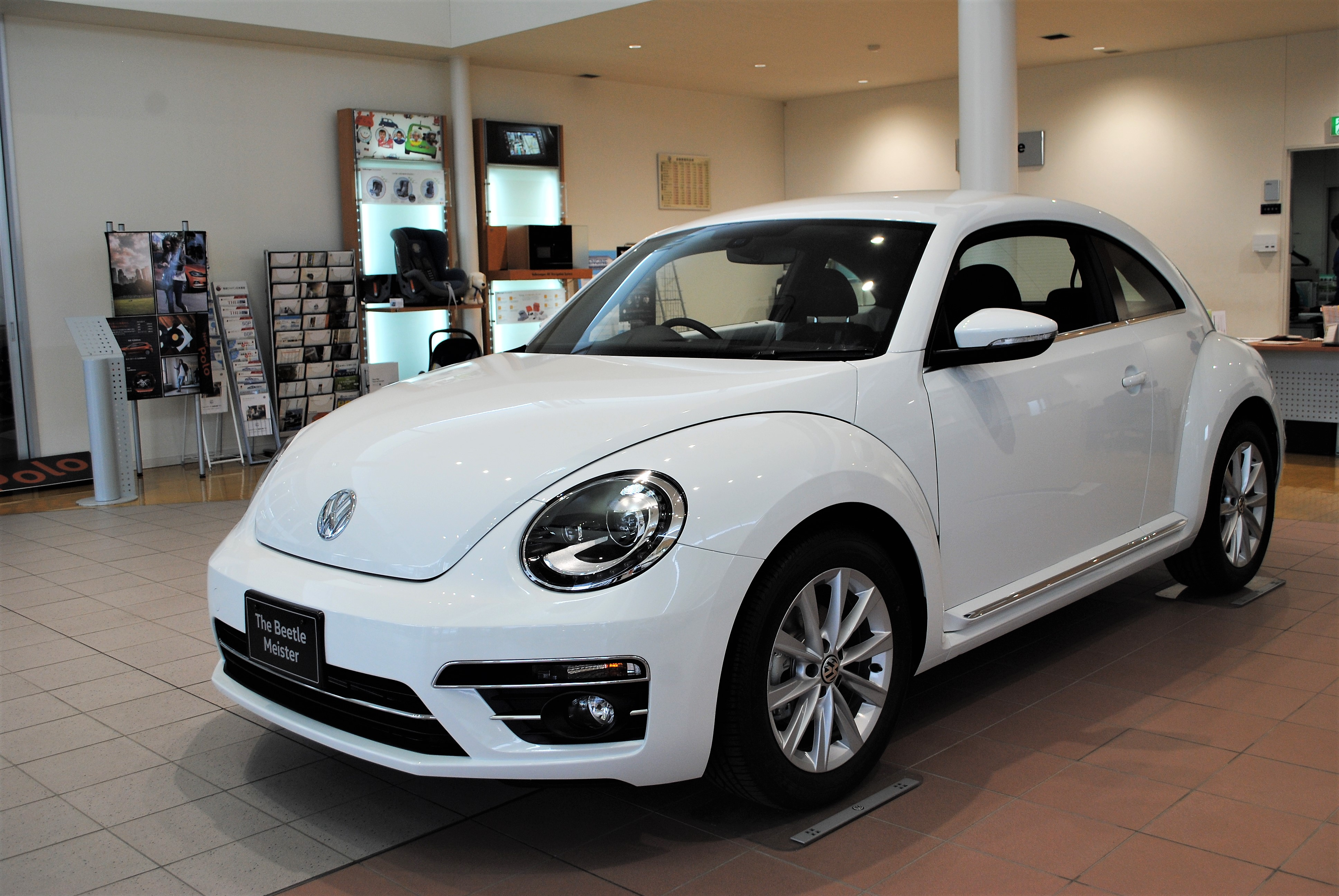 The Beetle Design Meisterの画像1