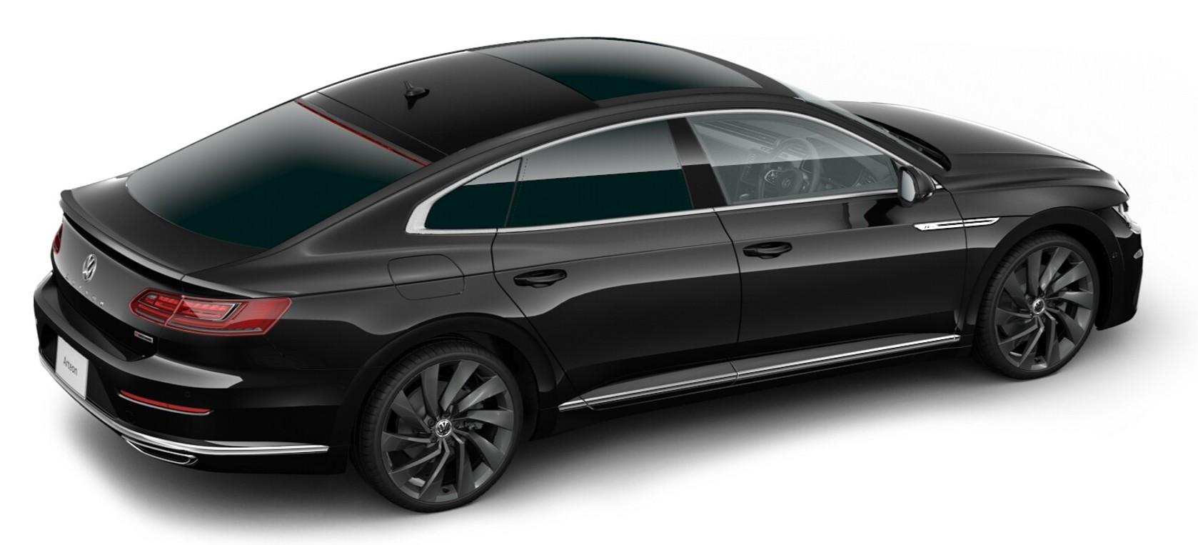 New Arteon R-Line 4MOTION Advanceラグジュアリーパッケージ装着車の画像3