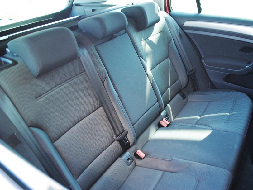Golf Variant TSI Comfortline テクノロジーパッケージ・ACC・純正ナビ装着車の画像4