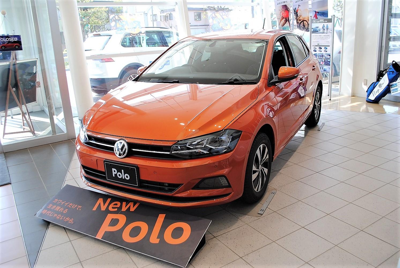 Polo TSI Comfortline  DiscoverPro・セーフティパッケージ装着車の画像1