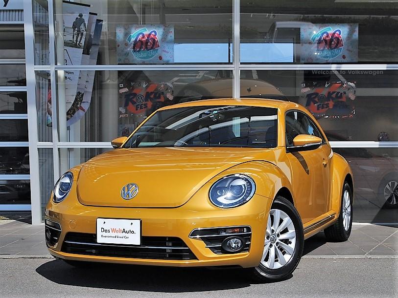 【元社有車】The Beetle Design ETC・キセノンライト装着車の画像1