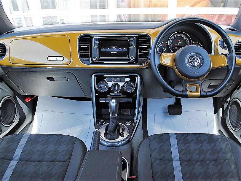 【元社有車】The Beetle Design ETC・キセノンライト装着車の画像3