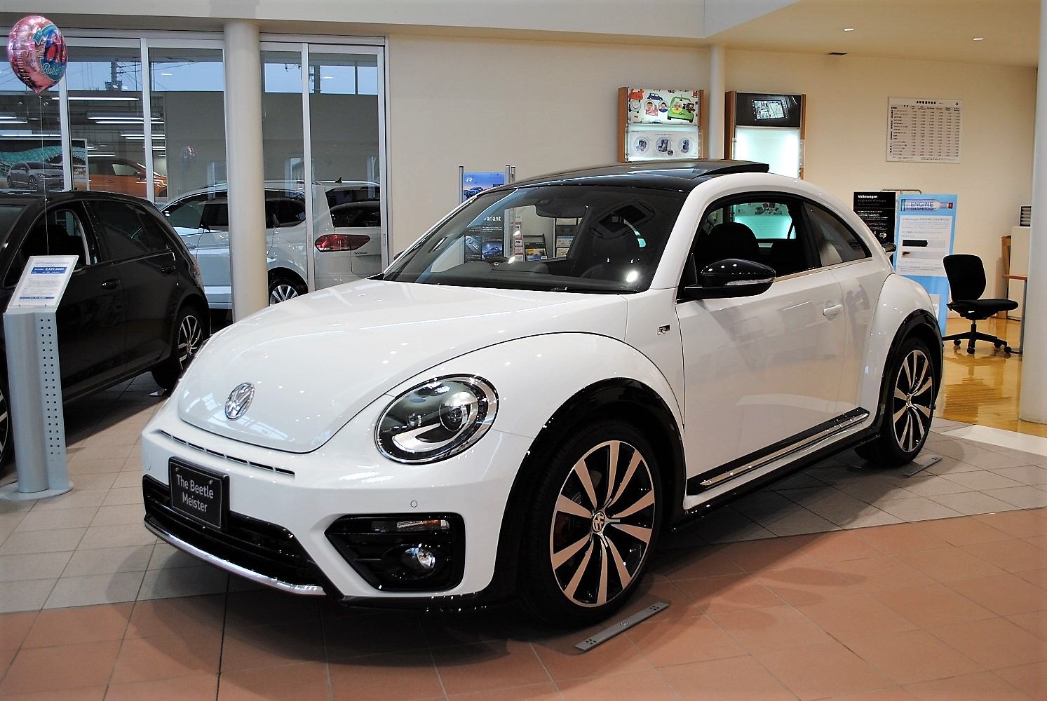 The Beetle 2.0 R-Line Meisterの画像1