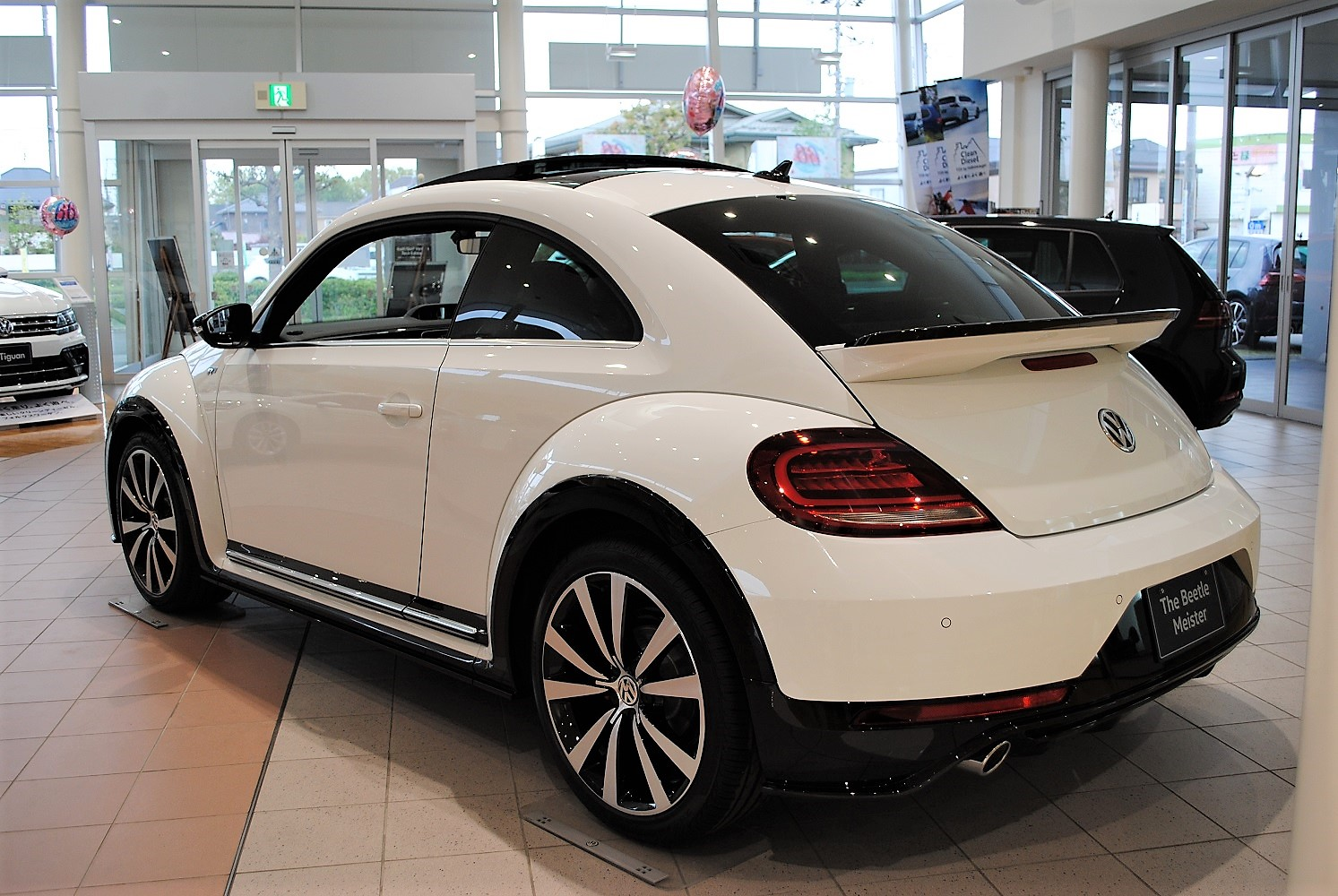 The Beetle 2.0 R-Line Meisterの画像2