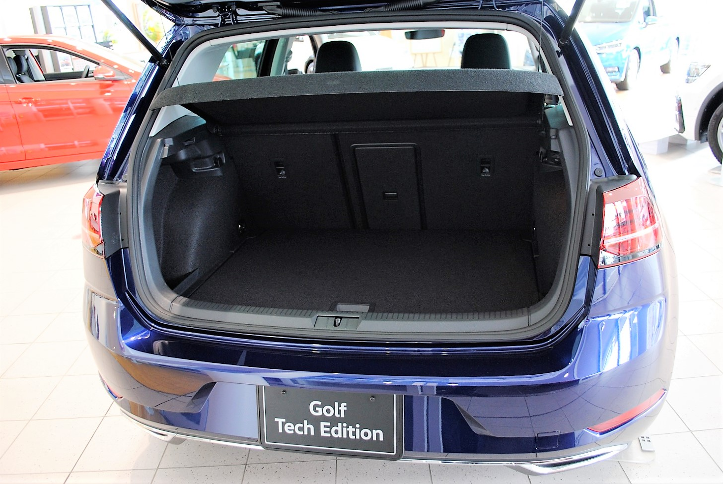 Golf TSI Highline Tech Editionの画像3