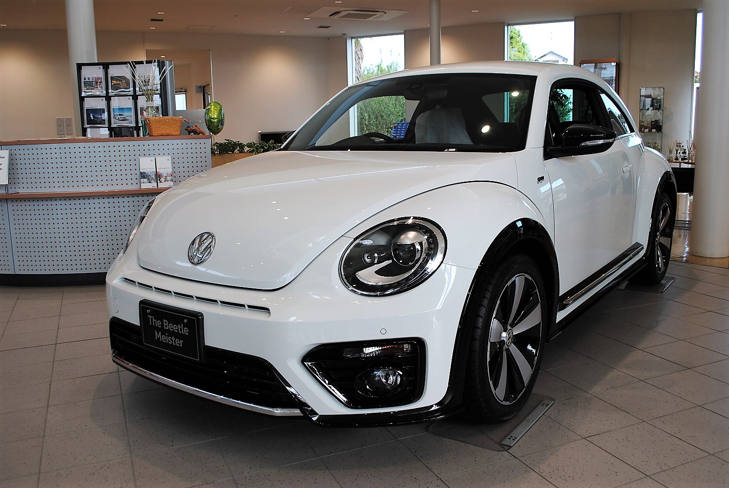 The Beetle R-Line  Meisterの画像1