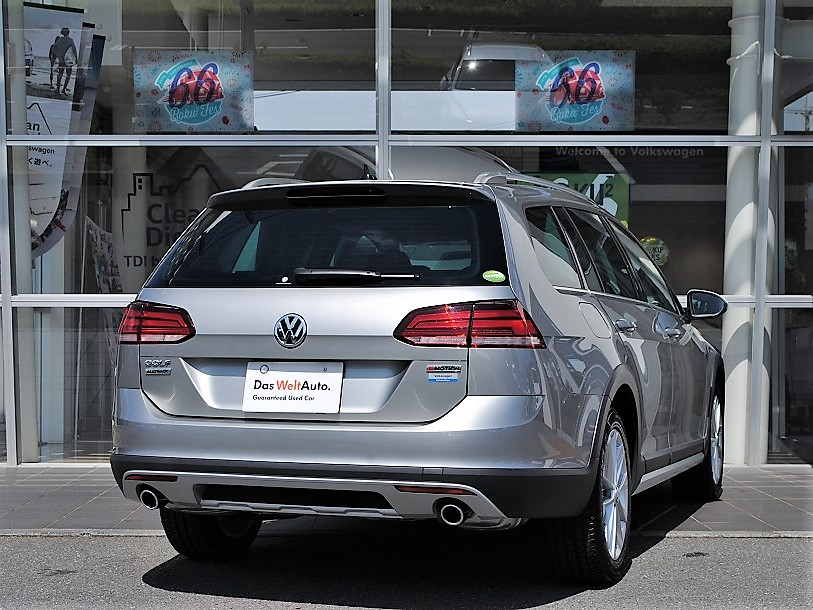 Golf Alltrackの画像2