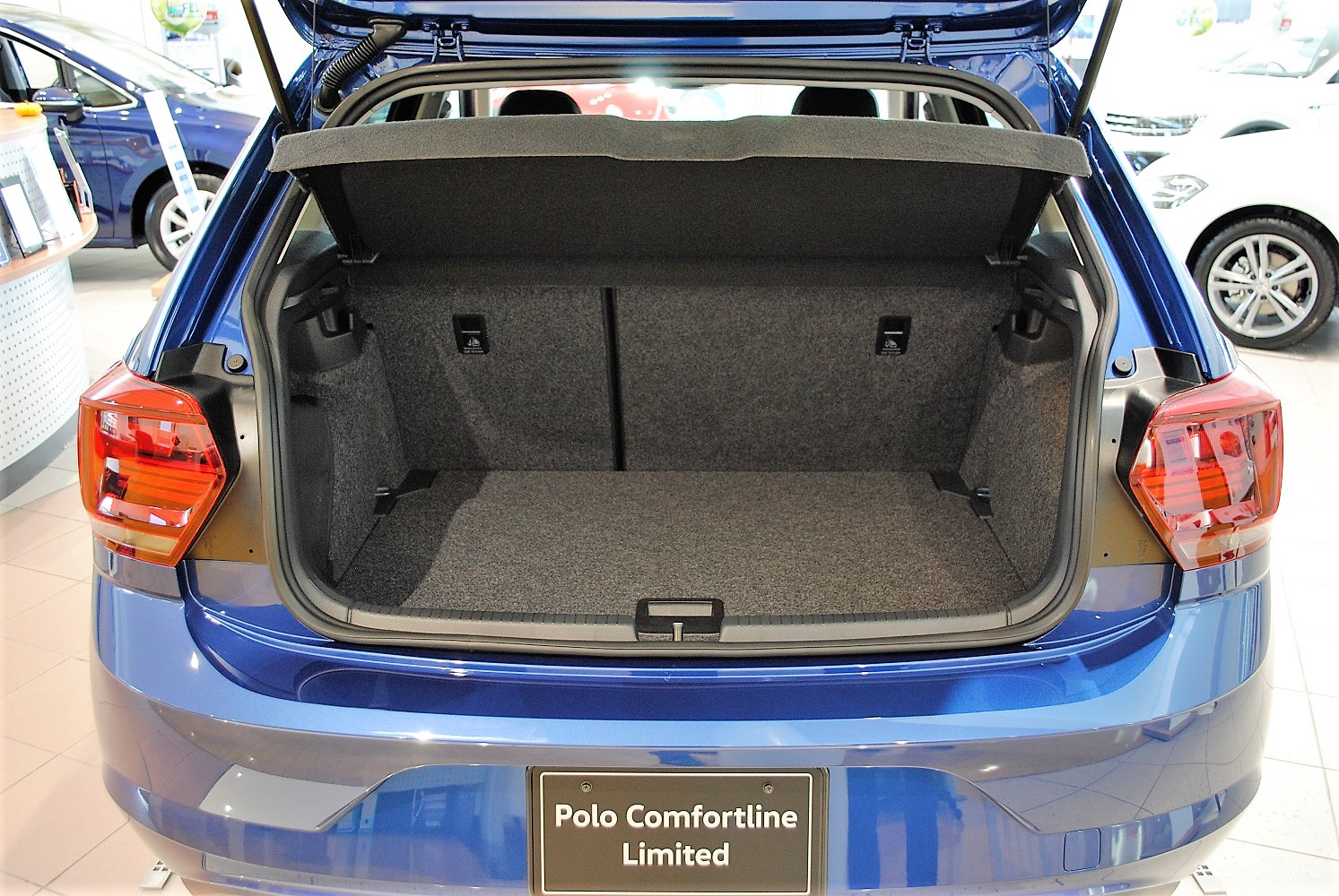 New PoloTSI Comfortline Limitedの画像3