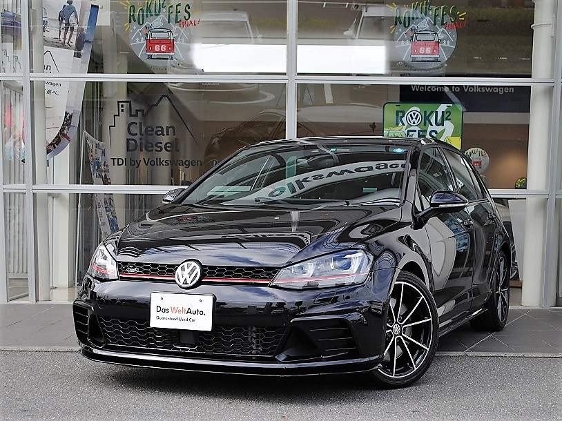 Golf GTI Clubsport Street Editionの画像1
