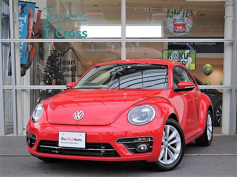 The Beetle Design 純正ナビ・ETC・バックカメラ装着車の画像1
