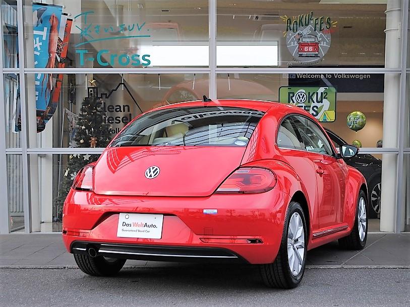 The Beetle Design 純正ナビ・ETC・バックカメラ装着車の画像2