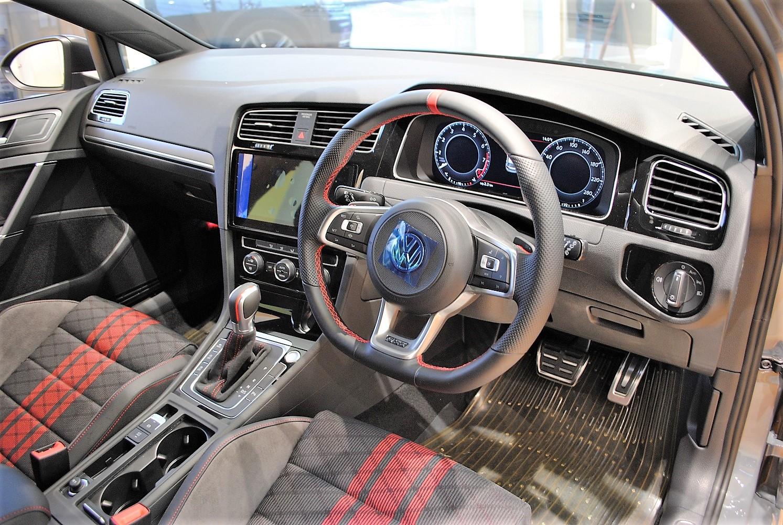 【全国限定600台】Golf GTI TCR 290馬力の史上最速GTIがデビュー!の画像4