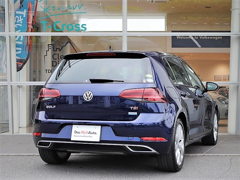 Golf TSI Highline 純正ナビゲーションDiscoverPro、デジタルメーター、ETC装着車の画像2